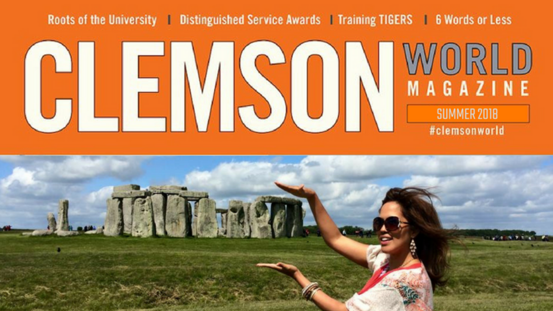 Clemson World shouts out The ADS Agency!