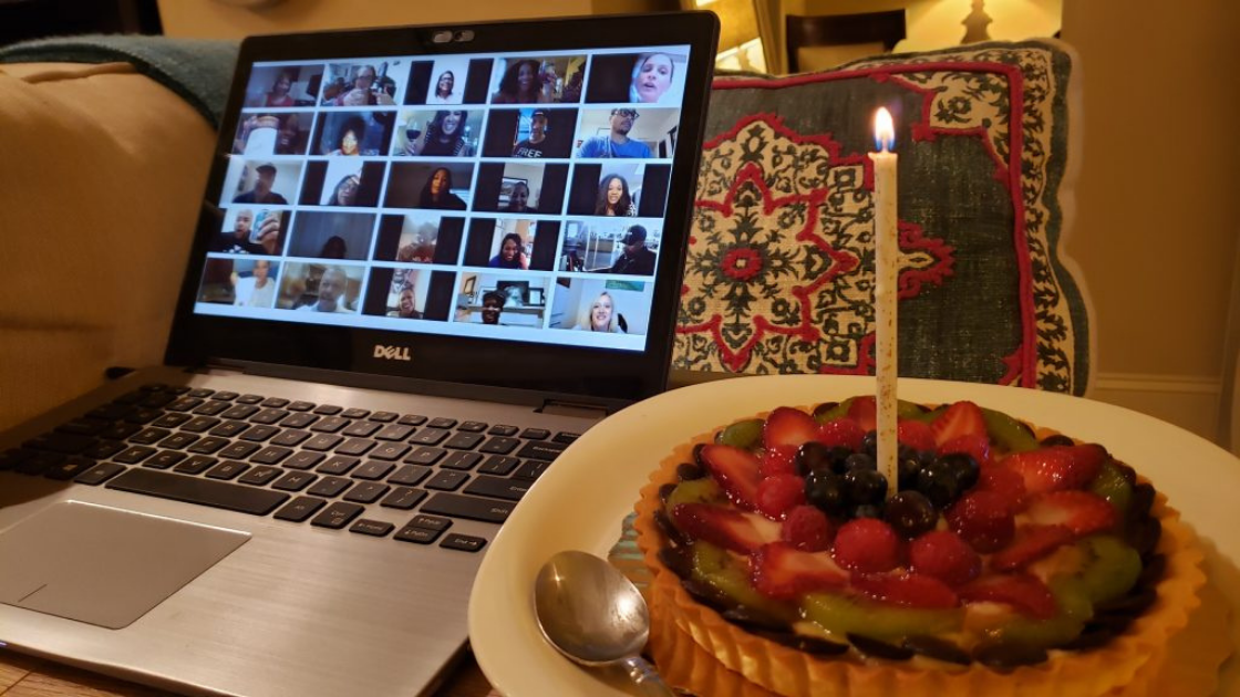 How to do a Virtual Happy Hour using Zoom | Virtual Party, Virtual Bday